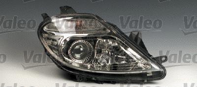 Optiques et phares VALEO 088438 (X1)