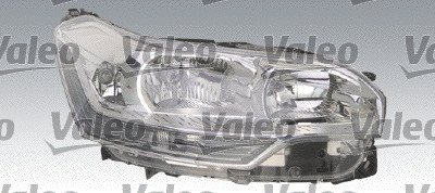 Optiques et phares VALEO 043692 (X1)