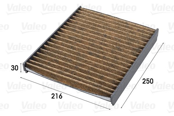 Filtre d'habitacle VALEO 701009 (X1)