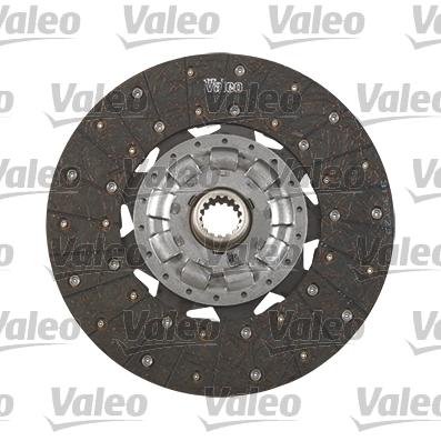 Disque d'embrayage VALEO 807562 (X1)