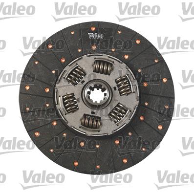 Disque d'embrayage VALEO 806472 (X1)