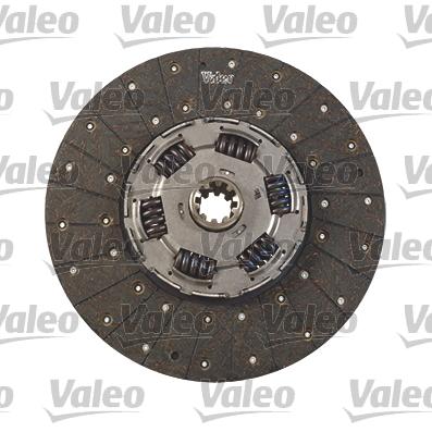 Disque d'embrayage VALEO 829062 (X1)