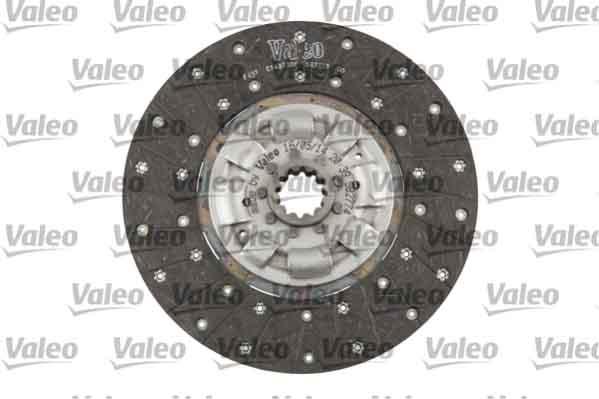 Disque d'embrayage VALEO 800540 (X1)