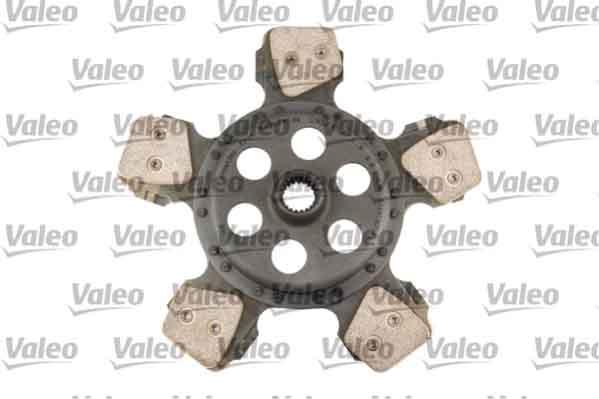 Disque d'embrayage VALEO 800541 (X1)