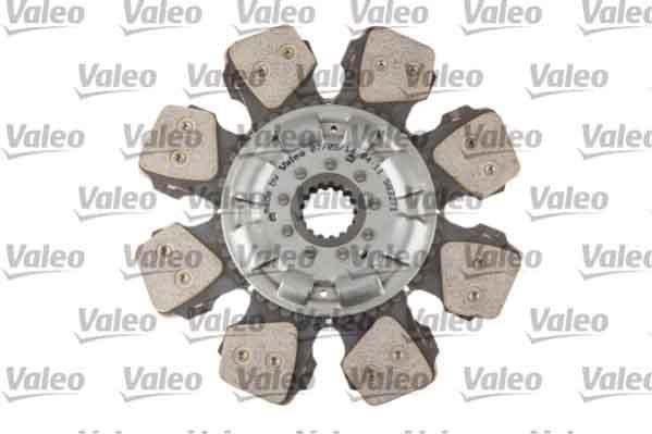 Disque d'embrayage VALEO 800546 (X1)