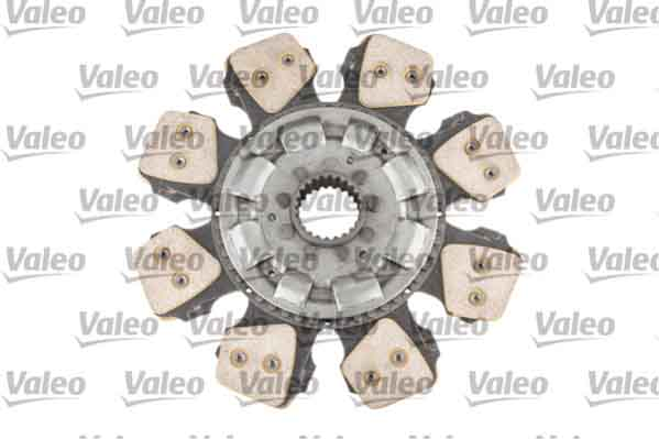 Disque d'embrayage VALEO 806302 (X1)