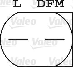 Alternateur VALEO 437737 (X1)