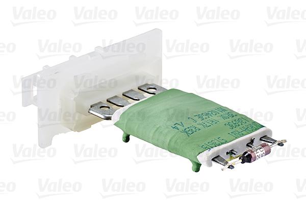 Resistance moteur de ventilateur de chauffage VALEO 509898 (X1)