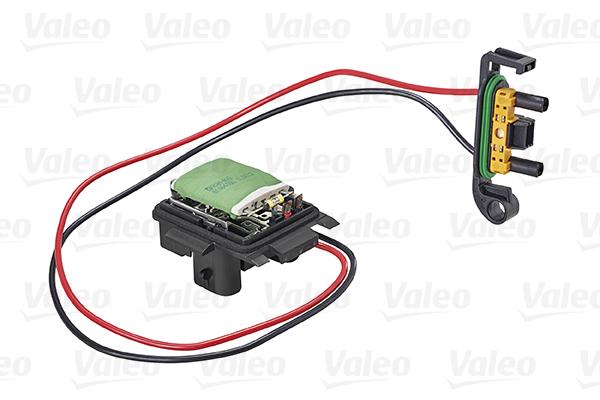 Resistance moteur de ventilateur de chauffage VALEO 509899 (X1)