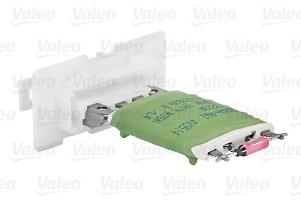 Resistance moteur de ventilateur de chauffage VALEO 515037 (X1)