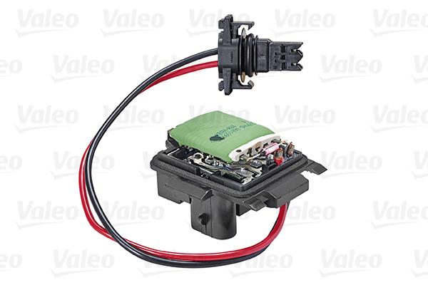 Resistance moteur de ventilateur de chauffage VALEO 515086 (X1)