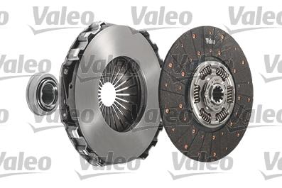 Kit d'embrayage VALEO 827187 (X1)