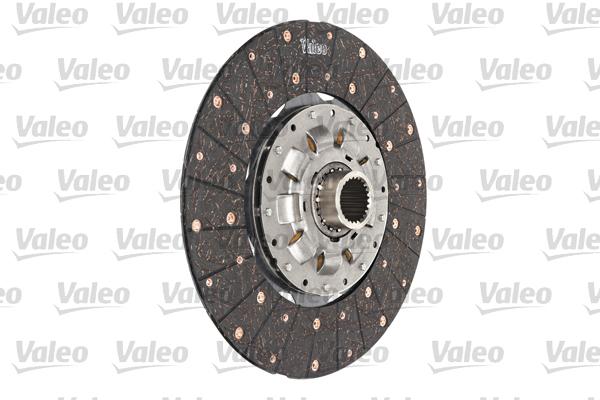 Disque d'embrayage VALEO 807517 (X1)