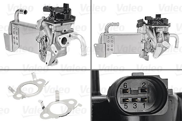 Vanne EGR VALEO 700435 (X1)