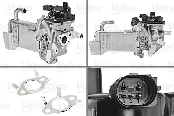 Vanne EGR VALEO 700436 (X1)