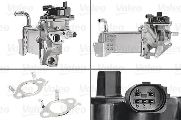 Vanne EGR VALEO 700439 (X1)