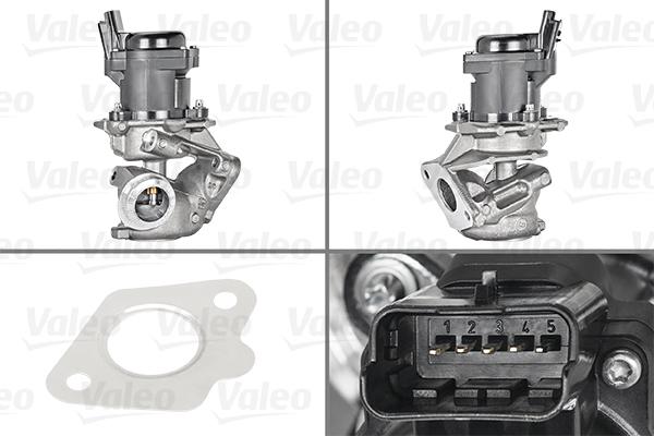 Vanne EGR VALEO 700413 (X1)