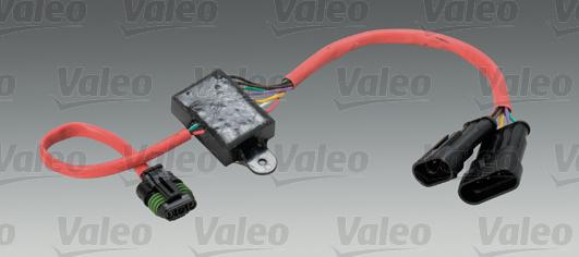 Optique / phare / feu VALEO 044046 (X1)