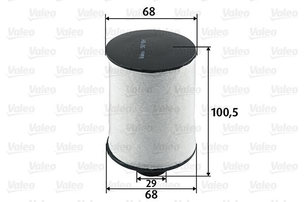 Filtre a carburant VALEO 587914 (X1)