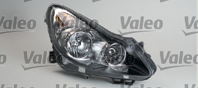 Optiques et phares VALEO 043379 (X1)