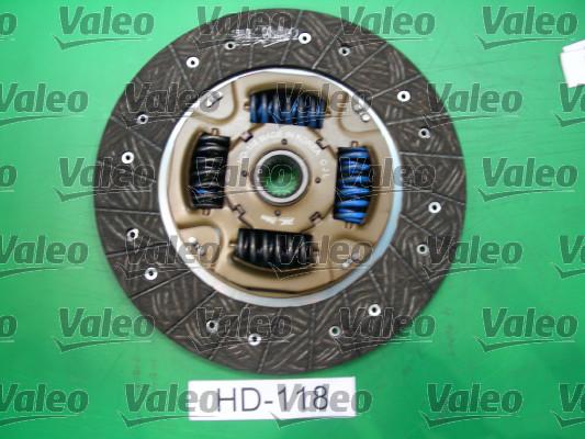 Kit d'embrayage VALEO 826842 (X1)