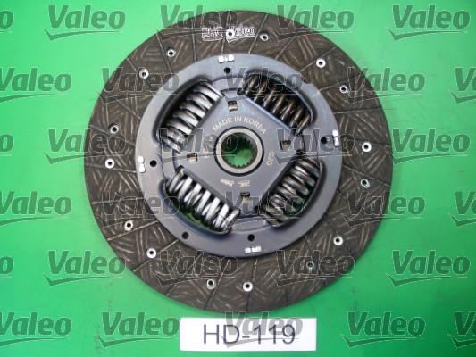 Kit d'embrayage VALEO 826843 (X1)