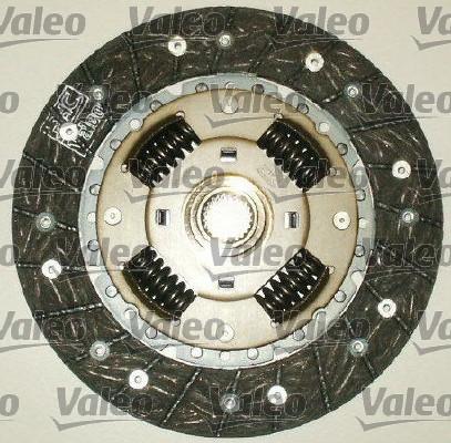 Kit d'embrayage VALEO 826728 (X1)