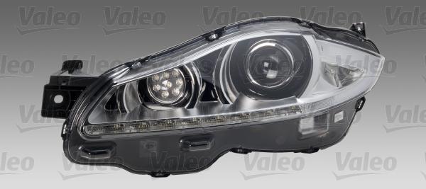 Optiques et phares VALEO 044166 (X1)