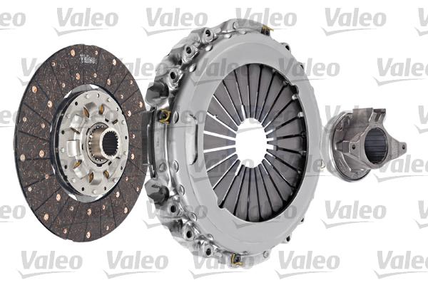 Kit d'embrayage VALEO 805143 (X1)