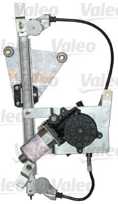 Mecanisme de leve vitre VALEO 850028 (X1)