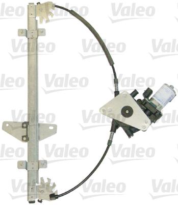 Mecanisme de leve vitre VALEO 850087 (X1)