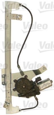 Mecanisme de leve vitre VALEO 850137 (X1)