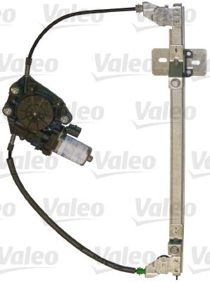 Mecanisme de leve vitre VALEO 850165 (X1)