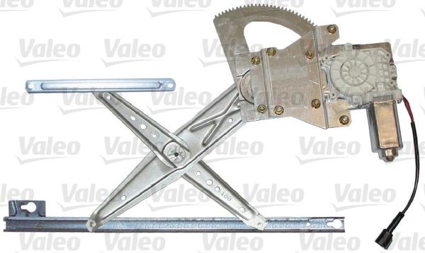 Mecanisme de leve vitre VALEO 850185 (X1)