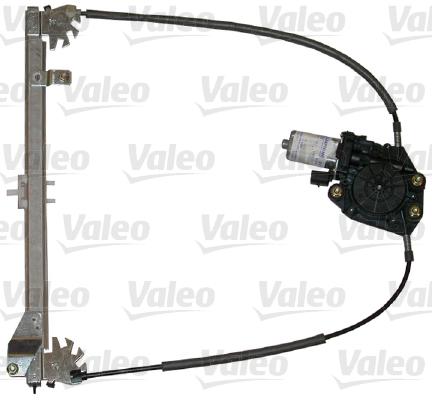 Mecanisme de leve vitre VALEO 850221 (X1)