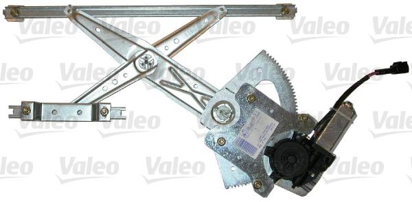 Mecanisme de leve vitre VALEO 850225 (X1)