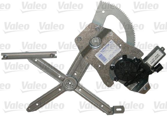 Mecanisme de leve vitre VALEO 850242 (X1)