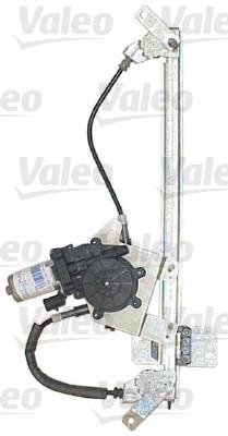 Mecanisme de leve vitre VALEO 850255 (X1)