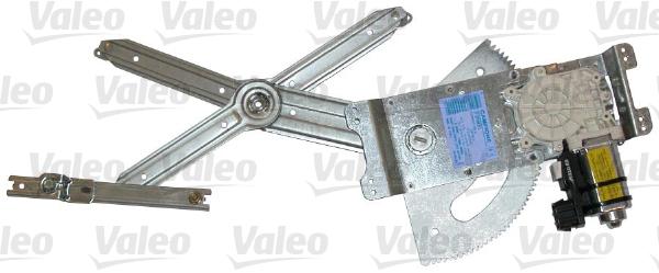 Mecanisme de leve vitre VALEO 850297 (X1)