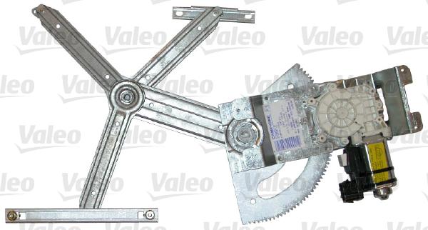 Mecanisme de leve vitre VALEO 850303 (X1)