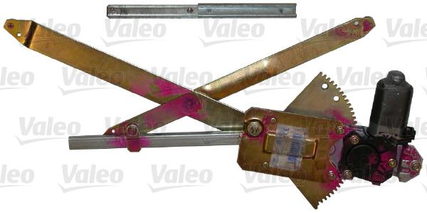 Mecanisme de leve vitre VALEO 850342 (X1)