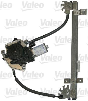 Mecanisme de leve vitre arriere VALEO 850354 (X1)