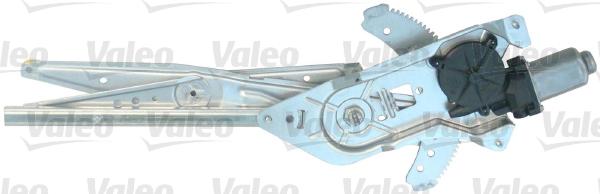 Mecanisme de leve vitre avant VALEO 850356 (X1)