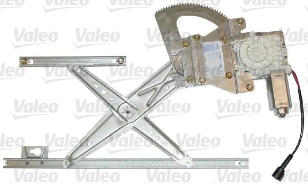 Mecanisme de leve vitre VALEO 850373 (X1)