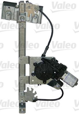 Mecanisme de leve vitre arriere VALEO 850393 (X1)