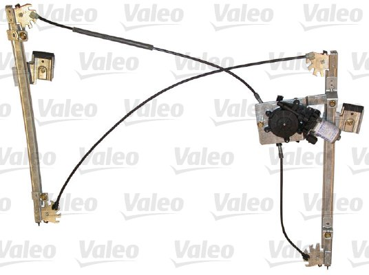 Mecanisme de leve vitre VALEO 850449 (X1)