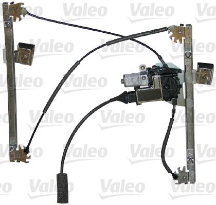 Mecanisme de leve vitre VALEO 850452 (X1)