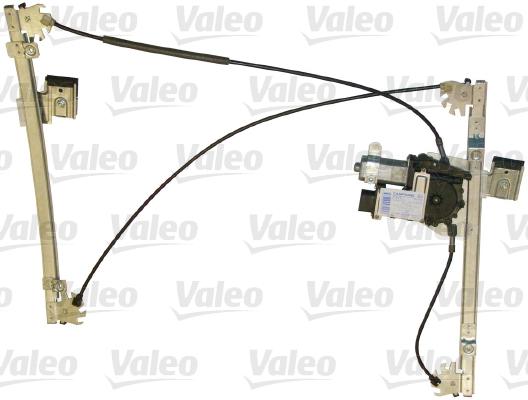 Mecanisme de leve vitre VALEO 850457 (X1)
