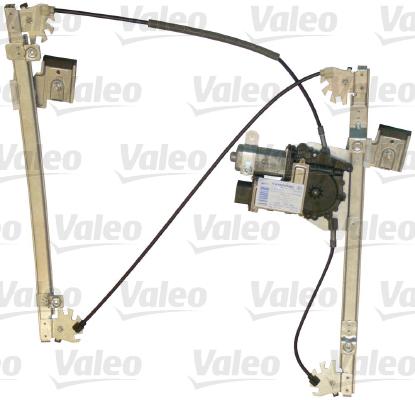 Mecanisme de leve vitre VALEO 850458 (X1)