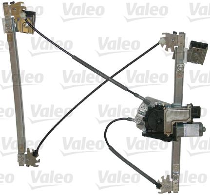 Mecanisme de leve vitre VALEO 850460 (X1)